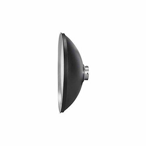 Priolite PR30-0022-02 Rund Silber Fotostudio-Reflektor - Fotostudio-Reflektoren (55 cm, 55,9 cm (22 Zoll))
