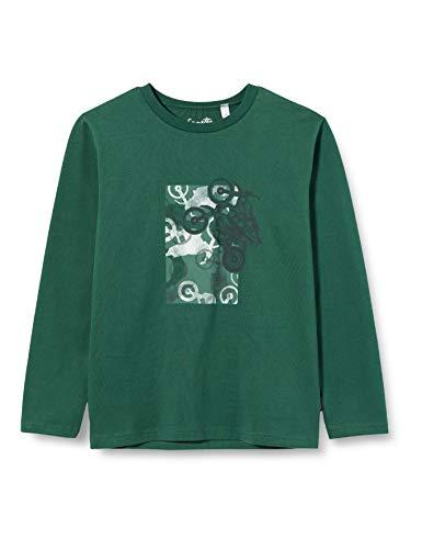 Sanetta Jungen Cross Green Baby- und Kleinkind T-Shirt-Satz, grün, 116