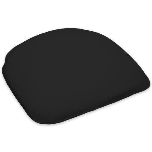 CC D Pad Cushion (Set of 2) Colour: Black