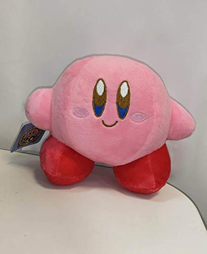 "Sanei Kirby Adventure All Star Collection - KP01 - 5.5"" Kirby Stuffed Plush"