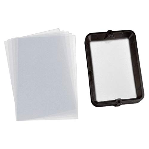 SDENSHI For Photon Resin Vat Anodized Aluminium Metal Frame W/FEP Film