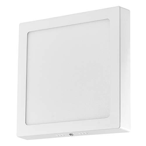 FreedomT 24W LED Deckenleuchte Bad, 4000K Neutralweiß 1920 Lumen LED Aufbauleuchte IP44 Wasserdicht LED Deckenlampe für Badezimmer, Wohnzimmer, Balkon, Flur, Büro [Energieklasse A+]