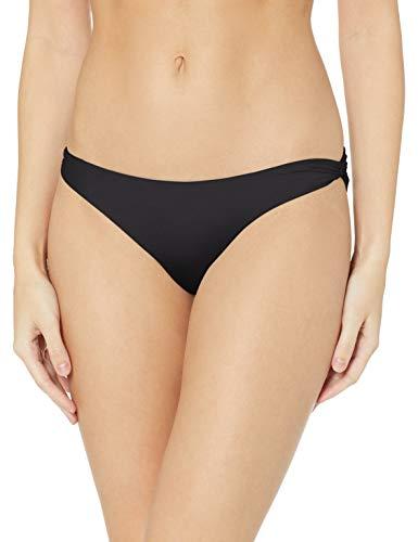 Billabong Women's Sol Searcher Lowrider Bikini Bottom Black Medium