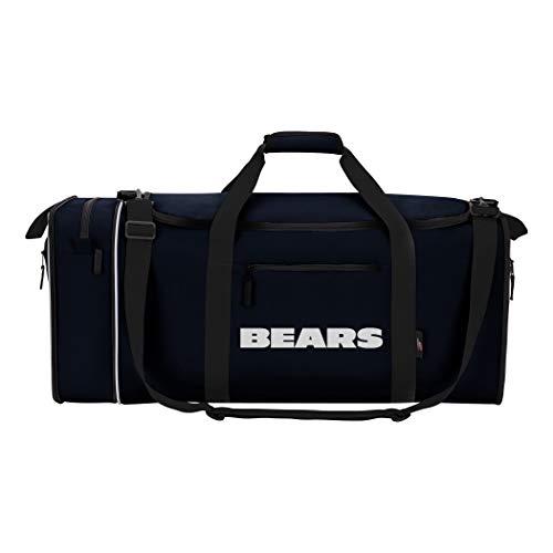 NFL Chicago Bears 'Steal' Duffel, 28' x 11' x 12'