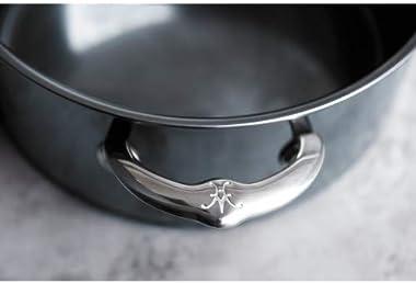 Hestan - NanoBond Collection - Stainless Steel Titanium Wok, 14-Inch