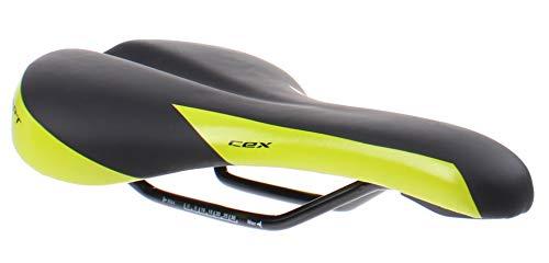 Selle GE VL de 3363 CEX Unisexe Noir/Vert Citron