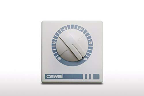 Infrarot-Speicherheizung Deckenmontage 500 Watt mit Thermostat, Infrarotheizungen können den Raum als Ganzes oder lokal heizen | Deckenheizung ist absolut unschädlich