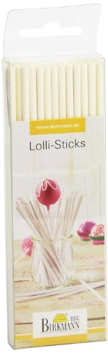 Birkmann 443099 Lolli-sticks, 15 cm