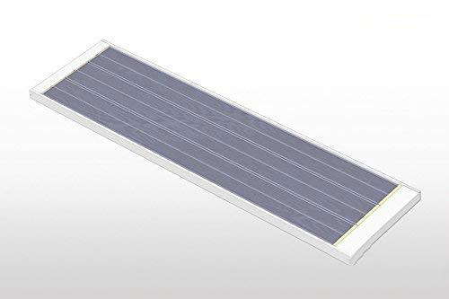 INFRAROTHEIZUNG 2000 Watt,Infrarotstrahler, Wärmestrahler, Dunkelstrahler, HDW