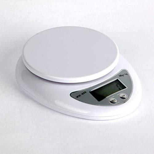 L.TSA Gewichtserfassung Küchenwaage Diätküchen Digitalwaage Ausgleichsgewicht Elektronisches Küchengerät