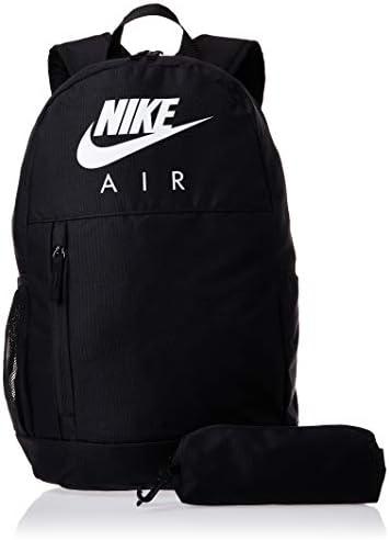 Nike Unisex Kid s Y NK ELMNTL BKPK GFX FA19 Black Black White misc product image