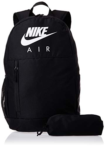 Nike Sportswear Elemental Kid's Backpack (Black/White)