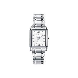 Sandoz 81326-03 – Reloj de mujer de cuarzo Suizo, con caja de acero