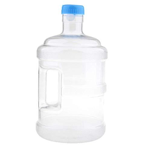 Backbayia Camping Vorratsbehälter Wasserbehälter Wassereimer Tragbarer Eimer Wasserflasche (5L)