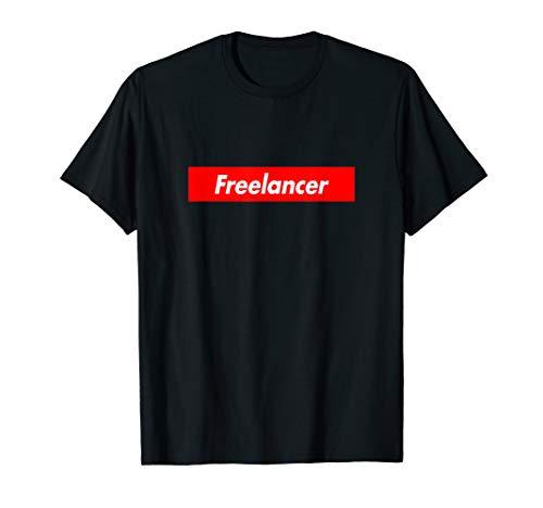 Freelancer Box Logo Super Meme Funny T-Shirt