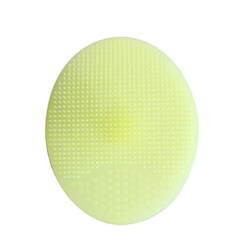gfjfghfjfh Manuelle Silikon-Reinigungsbürste Kosmetische Gesichtsreinigungs-Entfernungs-Waschbürste