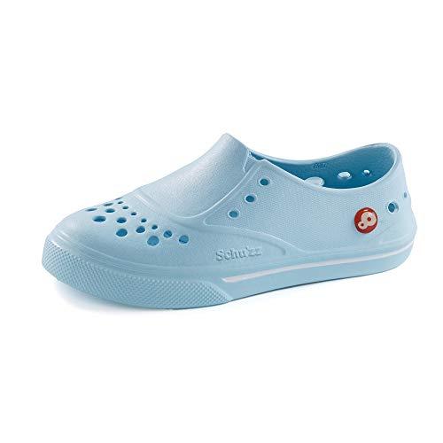 Schu'zz - Sneaker'zz- Zapatillas de Deporte para Mujer - Ligeras, cómodas, a la Moda - para el Trabajo (Enfermeras, cuidadoras.) o el Ocio 🔥