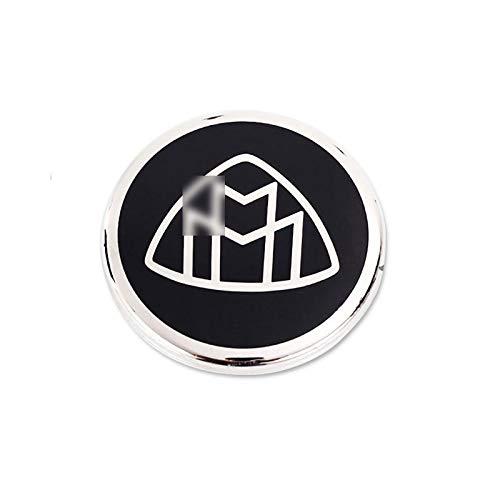 Logo Emblem für Lenkrad Metall Buchstaben Aufkleber für 2020M-ercedes-Maybach