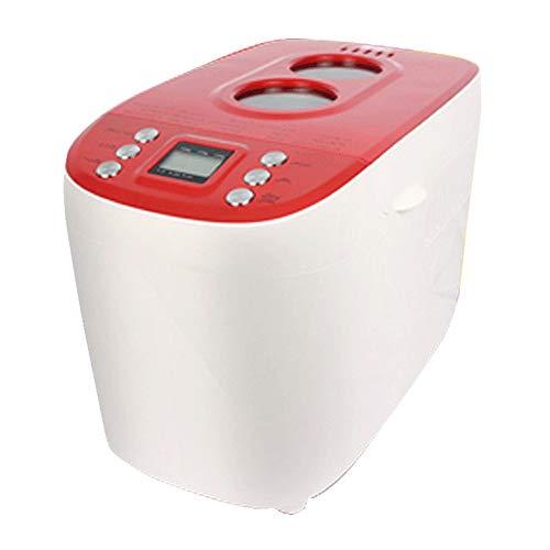 BAOFUR Brotbackautomat- 15 Backprogramme Bread Maker- 15-stündiger Verzögerungstimer Brotbackmaschine -1500g Brotgewicht LED Bildschirm 2 Größeneinstellung und 3 Bräunungsstufen