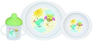 Multicolor 27 Unidad SARO Plato para Bebe Microondas Cuenco