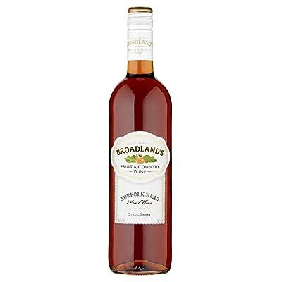 Broadland English Norfolk Mead Wine - 6x75cl