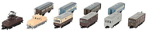 ノスタルジック鉄道コレクション 第1弾 BOX ジオラマ用品 (メーカー初回受注限定生産) 317593