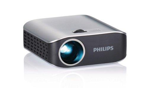 Philips PPX2055 PicoPix Taschenprojektor für Notebooks (Kontrast 1000:1, 854x480 Pixel, 55 ANSI Lumen, USB 2.0)