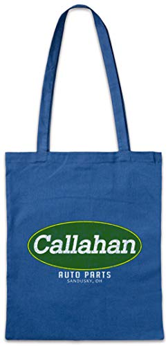 Urban Backwoods Callahan Auto Parts Boodschappentas Schoudertas Shopping Bag