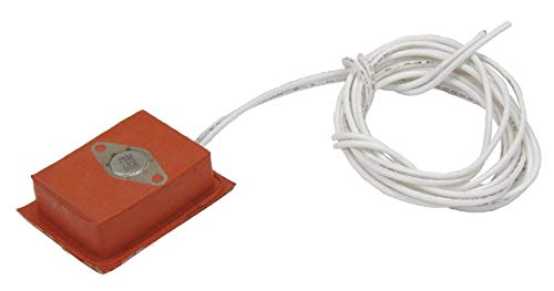 TEMPCO Thermostat, Mechanical, 120 to 240VAC