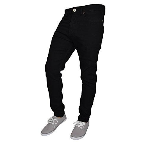 westAce Mens Skinny Jeans Super Stretch Slim Fit Spandex Cotton Denim Pants...