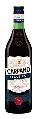 Carpano Classico 8010061 Vermouth, 1 l