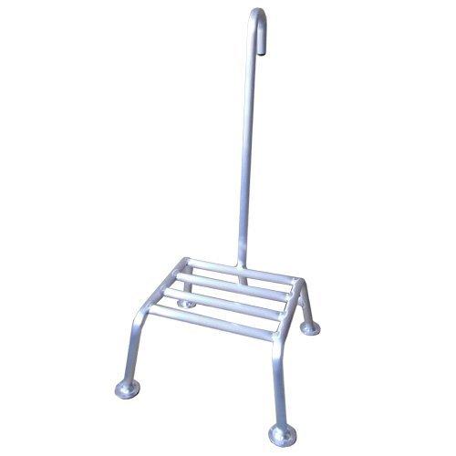 ミツル 棚下用アルミ踏み台 20cm