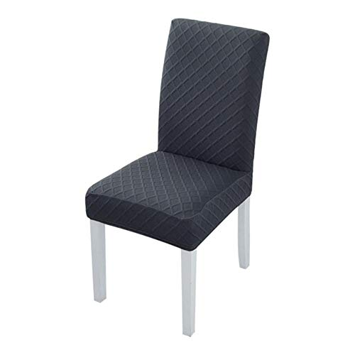 LLAAIT Solid Color Modern Spandex Stretch Elastic Chair Cover Slipcovers Chair Covers For Dining Room Kitchen Wedding Banquet Hotel,G233344,China