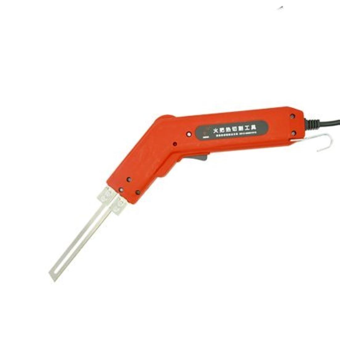 冷ややかな流行している雇用者CGOLDENWALL HS20 250W25cm500℃手持ち電動カッター ホットカッティングナイフ フォームカットハサミ 断熱板、パールコットン、プラスチックプレート、フォームボードなども簡単に切るカット電気自動裁断機 フォームカット電気ナイフ 110V (250W25cm)