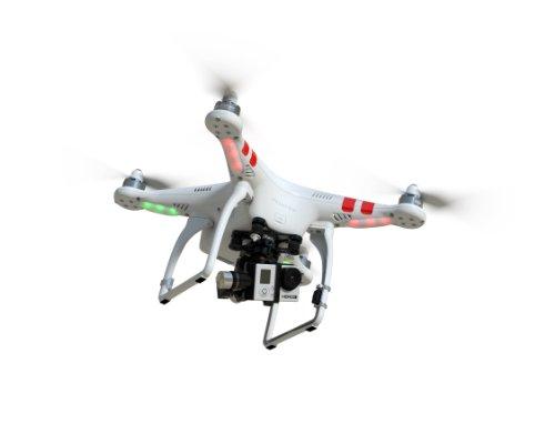 DJI Phantom 2 Quadcopter + Zenmuse H3-3D Bundle (multirotor) - directamente del fabricante
