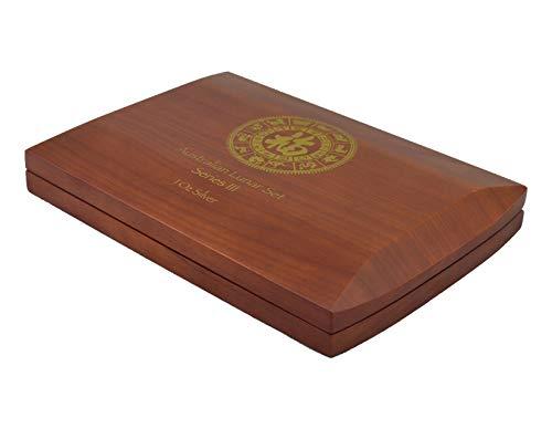 Generisch Lunar Serie III 3 Münzbox / Kassette / Box für 12x 1 Oz Silbermünzen - Sonderedition