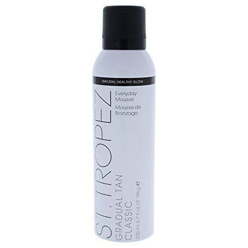 St.Tropez Gradual Tan Classic Everyday Mousse, 1er Pack, (1 x 200ml)
