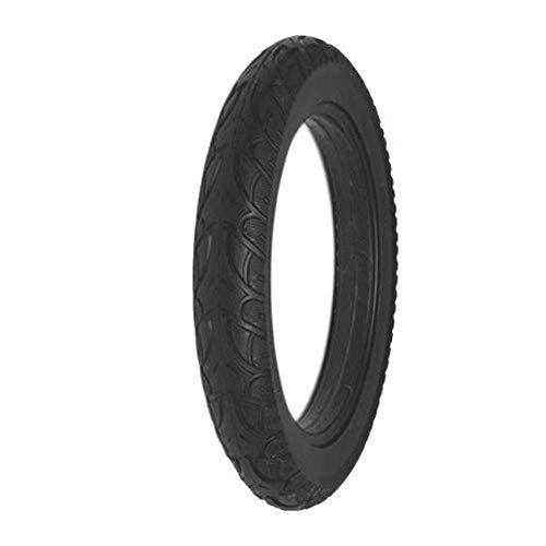HZWDD 12 Pulgadas 12 1/2x2 1/4 Neumáticos sólidos no inflables, Resistentes al Desgaste, Antideslizantes y Resistentes a Las Perforaciones, Accesorios para neumáticos de Scooter eléctrico