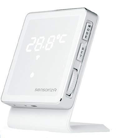 Termostato inteligente Caldera Individual. Sobremesa Wifi. -Compatible calderas 3º Generación...