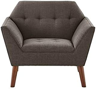 Ink+Ivy Lounge Chair with Charcoal Finish II110-0391