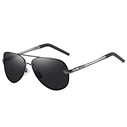 KITEOAGE Gafas de sol para hombre, polarizadas, UV400, efecto espejo, gafas de sol para mujer