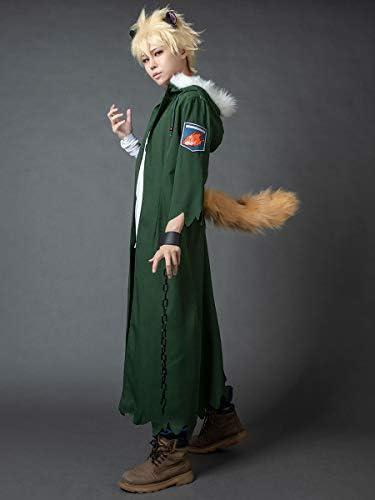Bakugou halloween costume _image1