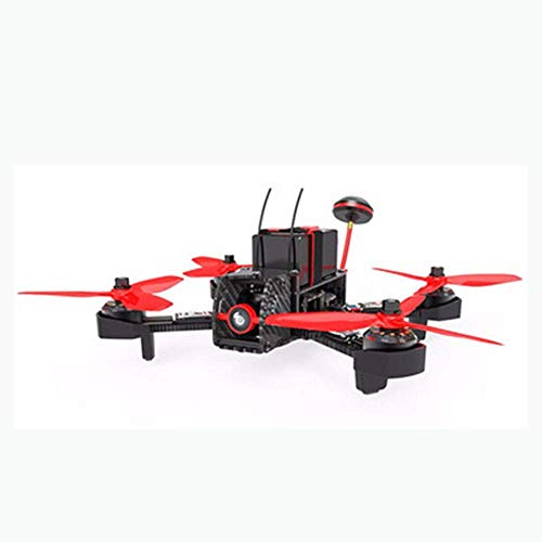 LIANYANG Drone Control Remoto Aeronave Cámara HD Máquina de Cruce Drone de Carreras Cámara de Cuatro Ejes 215 ° Larga duración de la batería Modo sin Cabeza Cambio de día y de Noche