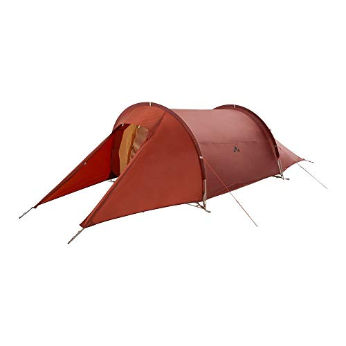 Vaude 114965940 Arco 2P Tente Tunnel spacieuse pour 2 Personnes Buckeye Taille Unique