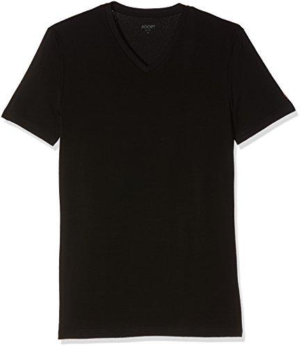 Joop! Herren T-Shirt , Einfarbig, Gr. Small, Schwarz (Black 001)
