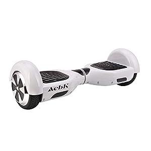ACBK - Hoverboard Patinete Eléctrico Hover Autoequilibrio con Ruedas de 6.5