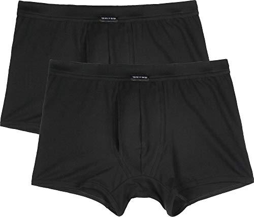 CiTO Herren-Pants 2er-Pack schwarz Größe 8