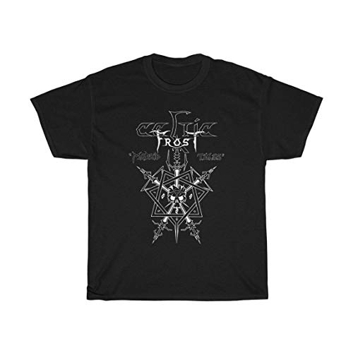 Celtic Frost Morbid Tales T-Shirt, Celtic Frost Unisex T-Shirt Black