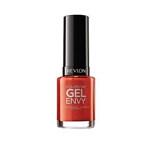 Revlon ColorStay Gel Envy Esmalte de Uñas de Larga Duración 11.7 ml (Long Shot)