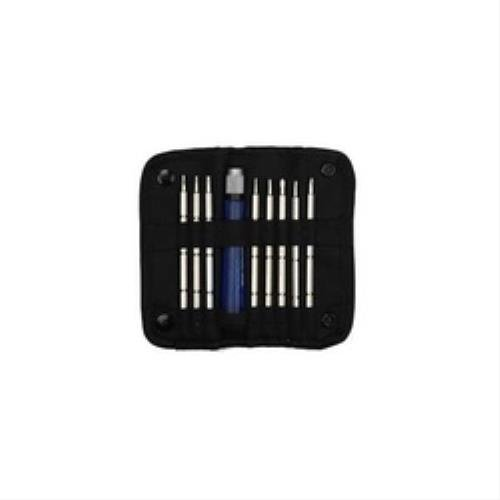 MicroSpareparts Mobile mspp1743 Set Manual Screwdriver/set – Manual Screwdrivers & sets (Black)